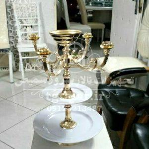 شمعدانی | شمعدانی فلزی | شمعدانی و گلدان | تجهیزات تالار