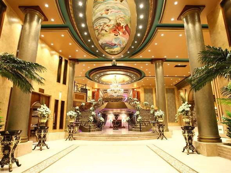 تالار کلاسیک | طراحی تالار کلاسیک | میز تالار | صندلی تالار | تجهیزات تالار | صندلی شیواری