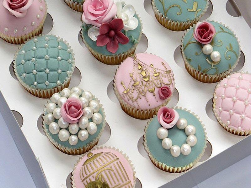 شیرینی عروسی و انواع آن | ظروف و شمعدانی تالاری | تجهیزات تالار سمیعی