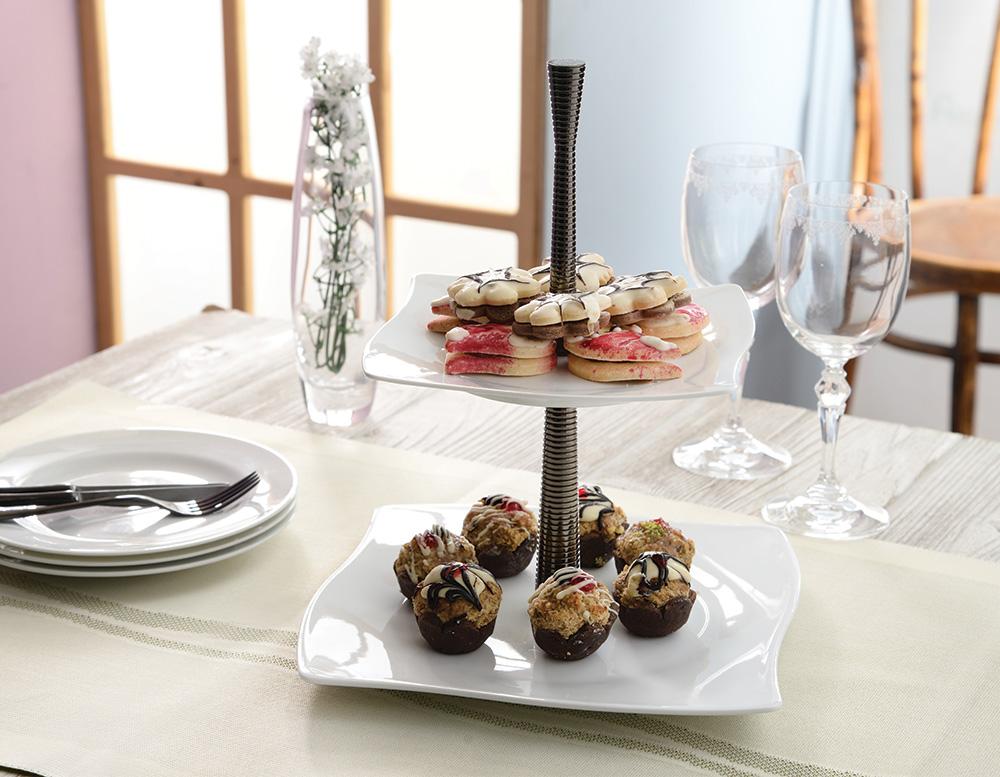 ظرف شیرینی خوری تالار | شمعدانی تالار | میز و صندلی تالار | تجهیزات تالار سمیعی