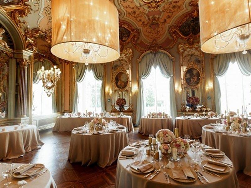 میز و صندلی تالار | ظروف و شمعدانی تالاری | تجهیزات تالار سمیعی